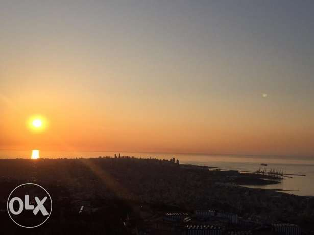Sea view apartment for sale in Beirut, Mount Lebanon