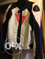 Dainese Jacket and back protection for sale