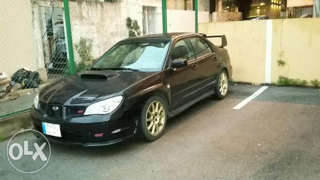 2007 Subaru sti 2.5 for sale or trade