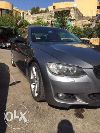 BMW 328i 2008 Look M, Sport package, Navi, Paddle Shifts
