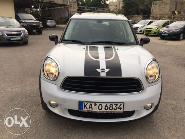 mini cooper countryman model 2011