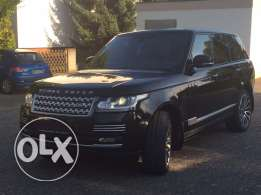 Range rover Vogue Autobiography 5.0 V8 2013 GERMAN FULLY LOADED !!!