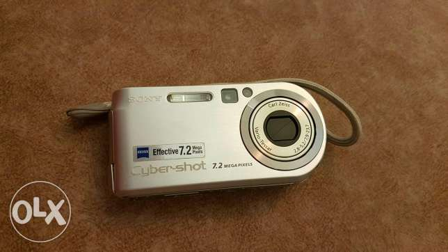 Camera sony cyber shot new
