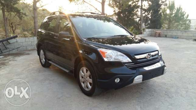 Crv 2009 4wd black color
