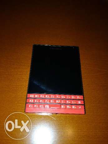 Blackberry passport limited edition on excellent condition