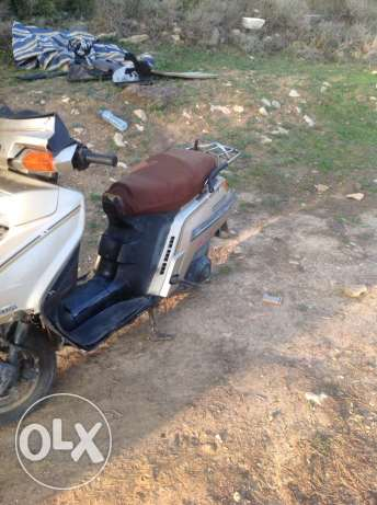 freeway 250cc enkad in good condition