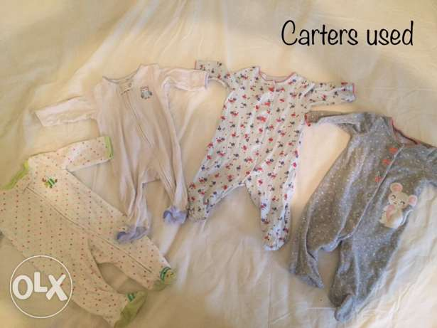 Carters Little Me Baby Gap Puma Baby essentials