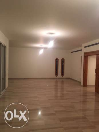 Dar Fatwa: 265m apartment for rent.