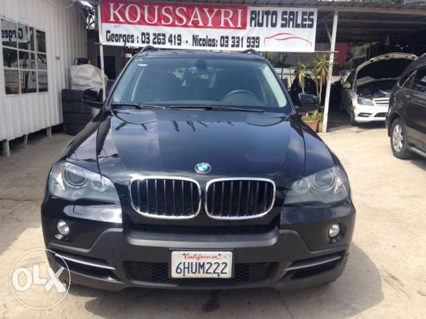 BMW X5 2010 clean car fax