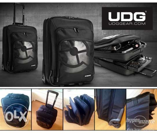 Native Instruments Traktor UDG Bag Trolley S4 S5 S2 Komplete maschine