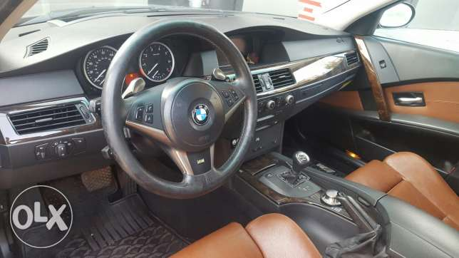 Bmw series 5 for sale سهيلة -  3