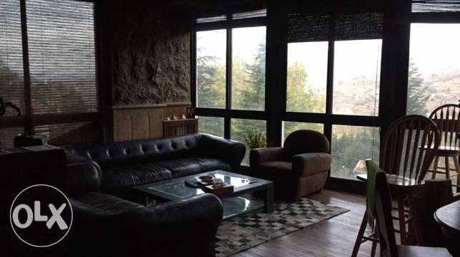 "For rent season""6months"" chalet in faraya"