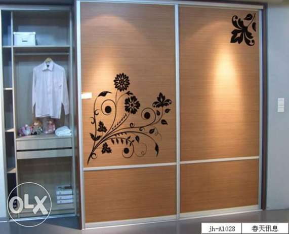 Wall stickers قرنة الحمرا -  4