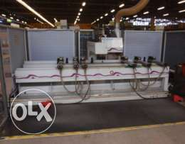 CNC Router Homag Weeke BP80 (Made In Germany)