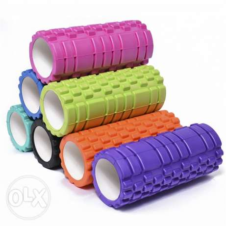 foam roller for message and execices (سعر مغري )