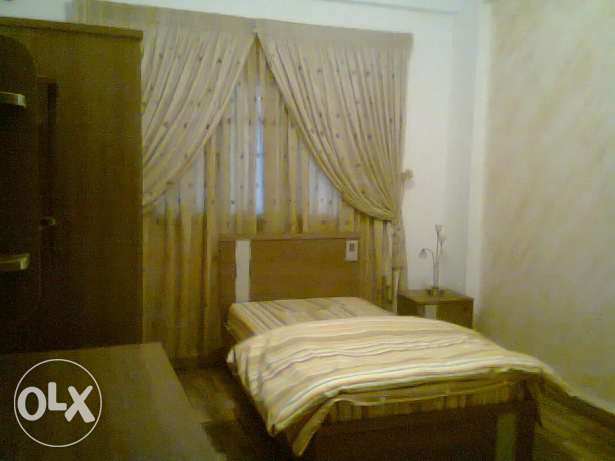 A very nice single private room in Hamra, Makhoul street, in a female