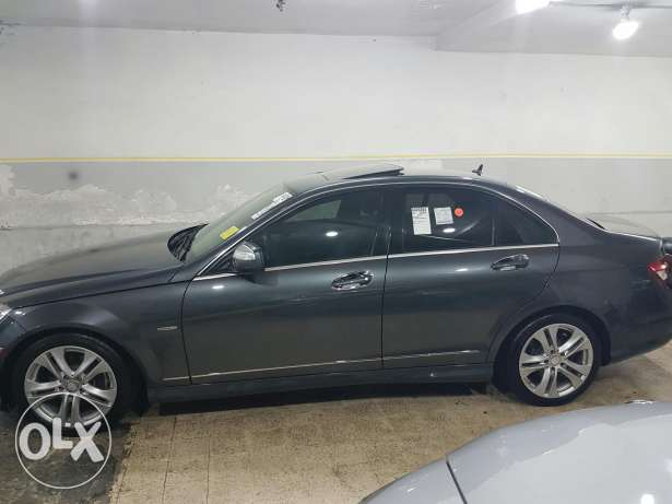 C300 look AMG clean car fax خلدة -  3