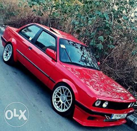 E30 for sale or trade 3a 4×4 الشوف -  3