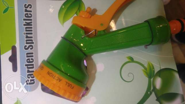 Garden sprinklers green color best quality and lowest price