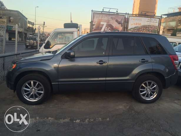 grand vitara ajnabe 2008 clean car fax سن الفيل -  2