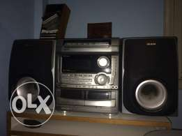 Stereo Aiwa, For sale