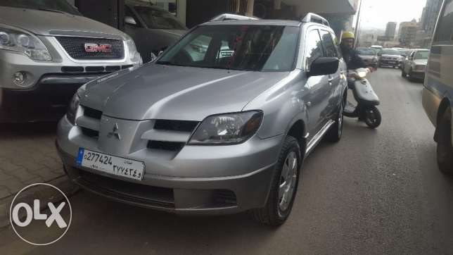 Mitsubishi outlander model: 2003 مار مخايل -  1