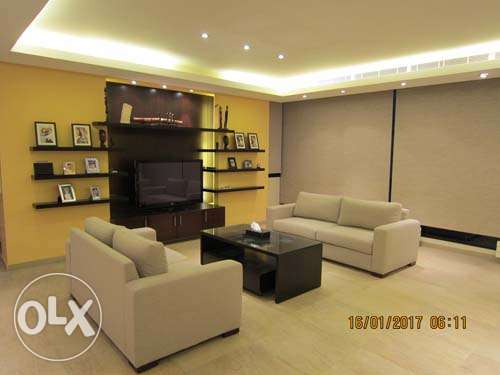 200sqm Modern Furnished Apartment for rent Achrafieh Sioufi