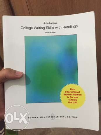 John Langan College Writing Skills with Readings