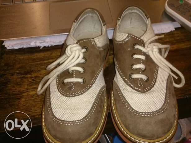 Baby Italian shoes size 25 worn once