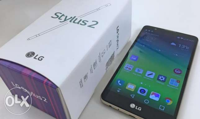 LG stylus 2 (2016) brand new for sale or trade الشياح -  1