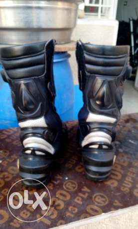 Motorcycles boots shoes T46