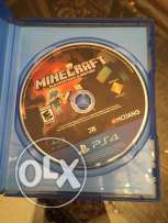 mincraft cd for ps4