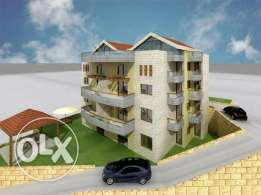 Fatka abova Adma duplexes for sale 260m2 half completed
