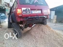 Cherokee 1990 mjahaz lal extreme offroad