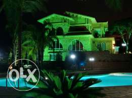 Luxury Villa for sale in Naccache on a 3000m2 Hot deal price!!