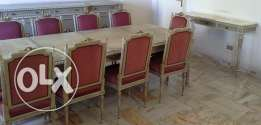 Dining Table - Louis XVI style