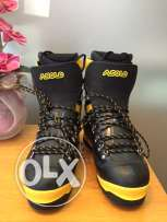 Asolo 8000 Climbing Mountaineering Plastic Boots Shoes