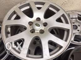 "Used 19"" Range Rover Original Rims"