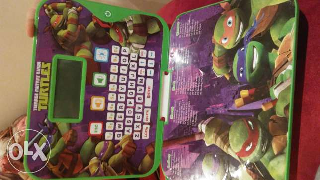 Baby laptop real toy