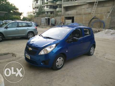 Chevrolet spark 2012 very clean and good condition