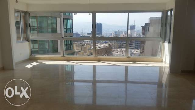 AMH164,Apartment for rent in Achrafieh, Hotel Alexandre area, 195 sqm.