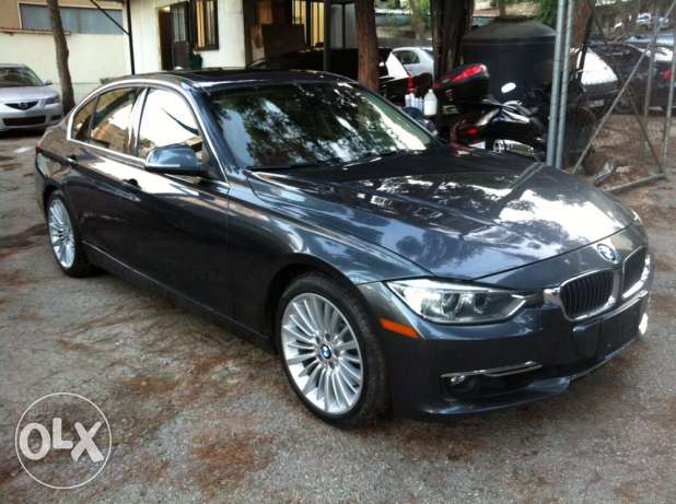 BMW 328i Luxury Car 0 Accident Clean Carfax Keyless Navi Sensor