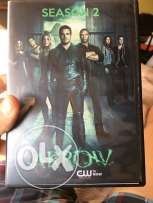 full arrow season 2 on DVD