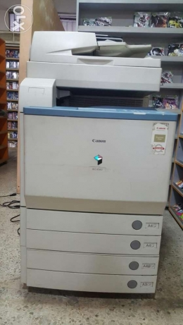 canon printer irC4580 very clean and new drum غبيري -  3