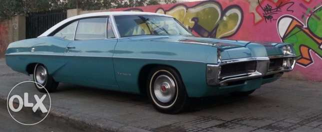 Pontiac Ventura 68- low miles-as new-original-20k negotiable or trade المرفأ -  1