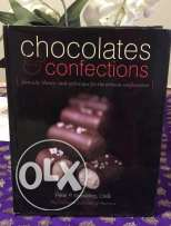 Chocolate Confections Book - Peter P. Greweling