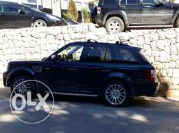 Range Rover Supercharge 2008