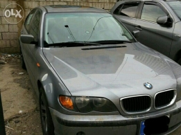 BMW 325I Model 2003 great condition for sale