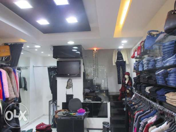 Strategic Shop Location for Sale in Jdaide