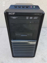 Acer core 2 quad 2.5 ghz 4gb ram dd3 in good condition